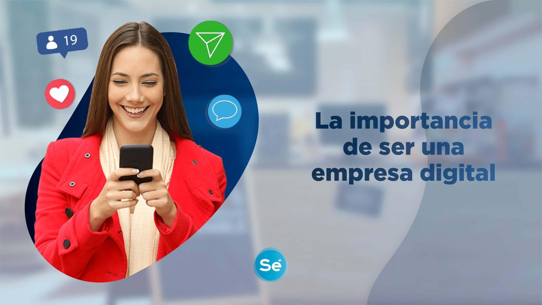 Empresa Digital | Agencia Sévisible