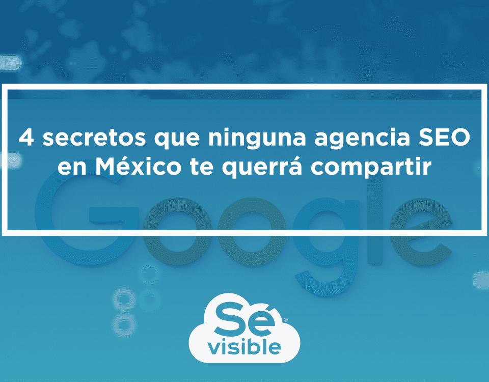 agencia SEO en México